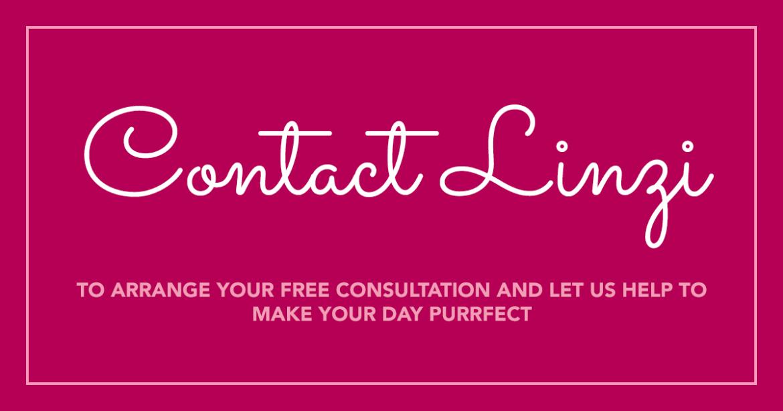 contact linzi wedding form