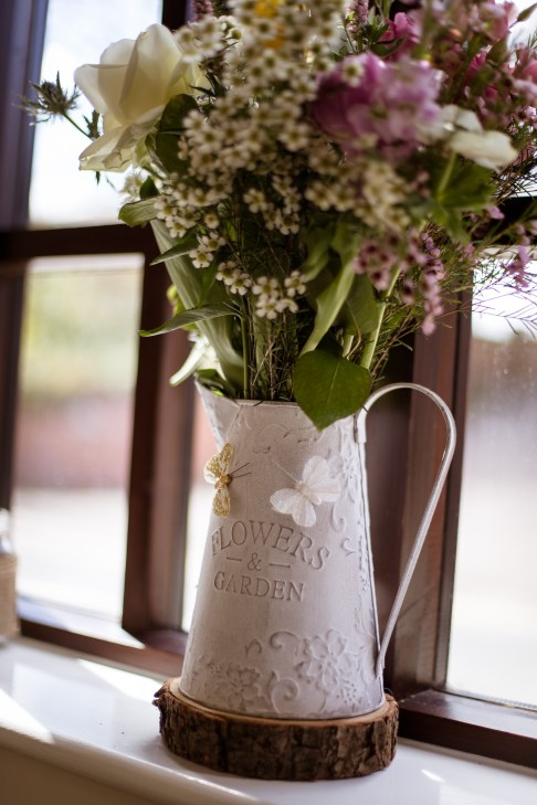 rustic themed wedding inspiration -