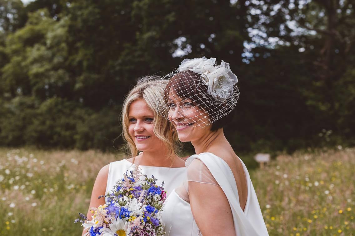 wedding hair accessories - birdcage veil inspiration