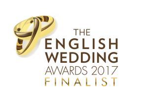 Finalist Badge - The English Wedding Awards 2017