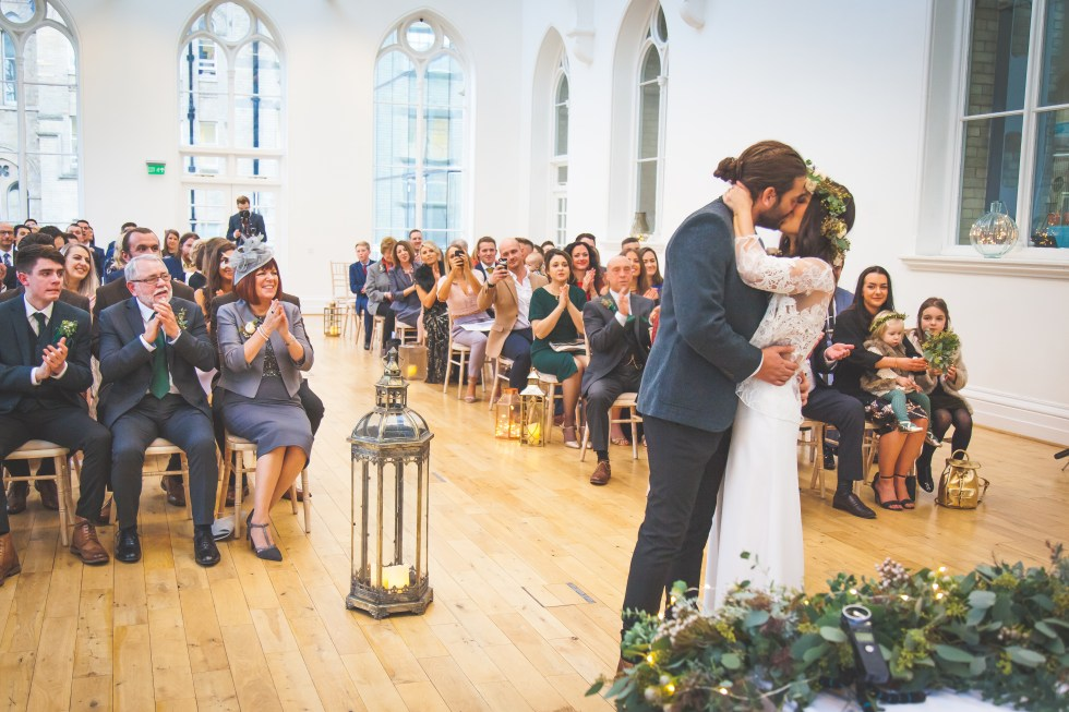 the arkwright rooms - unique, alternative and unusual wedding venues in nottingham