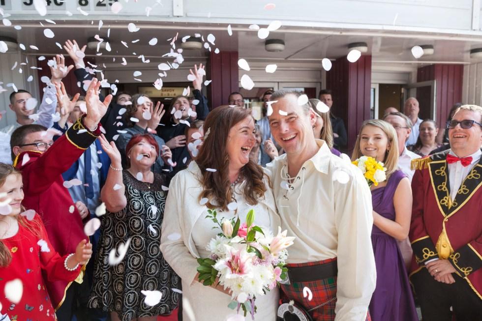 the savoy cinema - alternative wedding venue in nottingham, east midlands