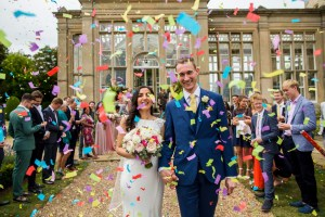 that black & white cat - Aaron Storry Photography - Haneen and Toms wedding -altenative wedding planner - nottingham wedding planner - derby wedding planning