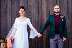 modern tropical wedding - modern wedding - outdoor wedding - east midlands wedding planner - derby wedding planner - nottingham wedding planner - leicester wedding planner