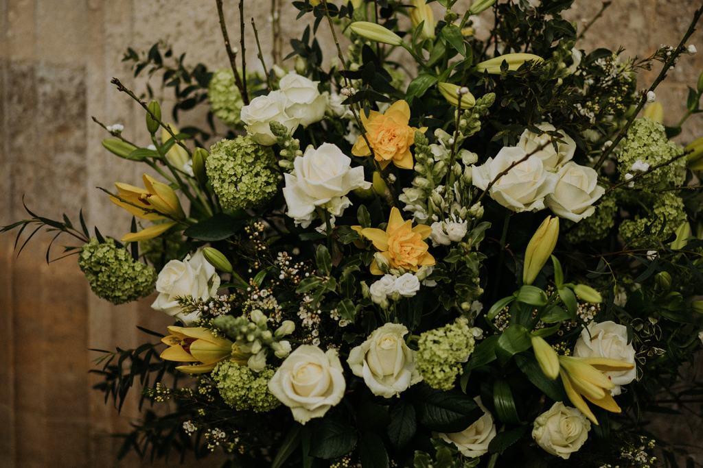 spring wedding flowers - yellow wedding flowers - rutland wedding - fun wedding - east midlands wedding planner - Leicestershire wedding planning - nottingham wedding planning