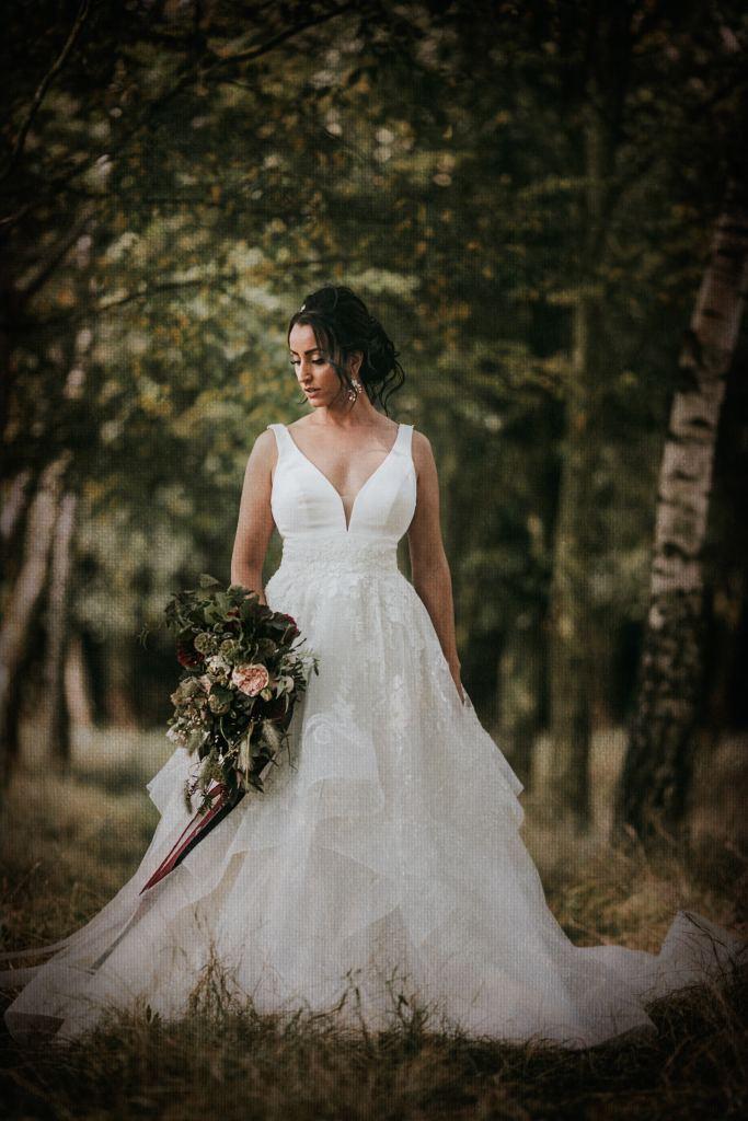 Woodland Wedding - nottingham outdoor wedding venue - east midlands wedding planner - outdoor wedding planning - outdoor wedding ideas