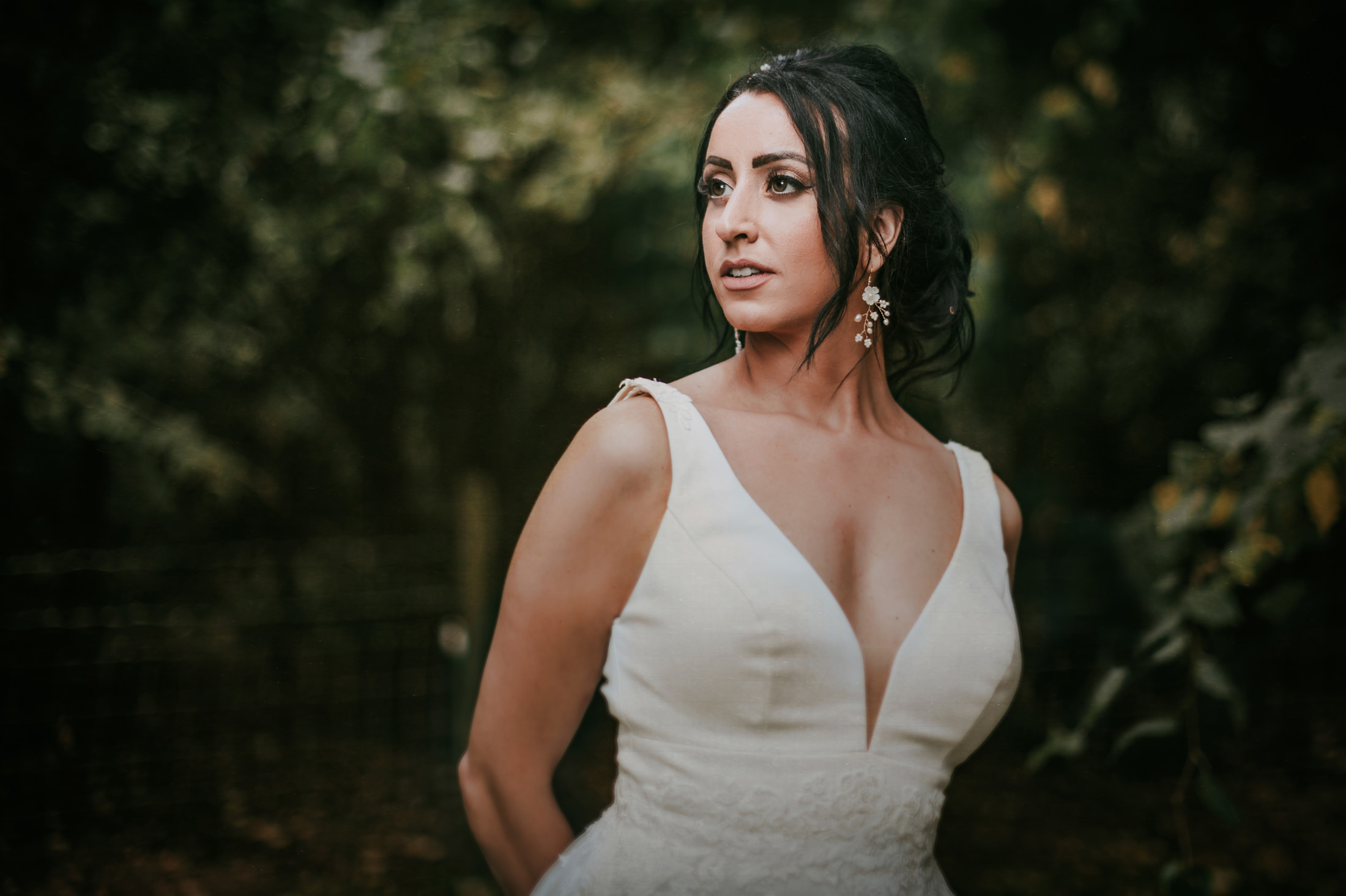 Woodland Wedding - nottingham outdoor wedding venue - east midlands wedding planner - luxurious outdoor wedding