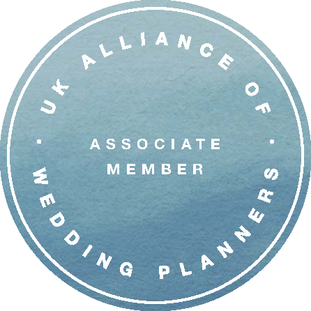 UKAWP associate member - wedding planner