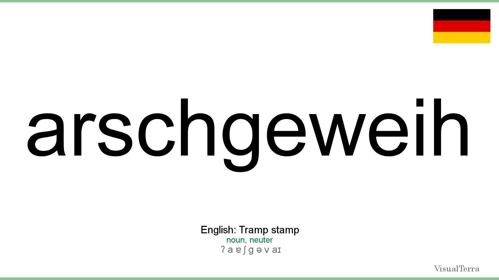 German Word Of The Day From Michigan To Germany