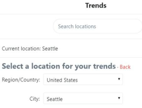 twitter trends set location