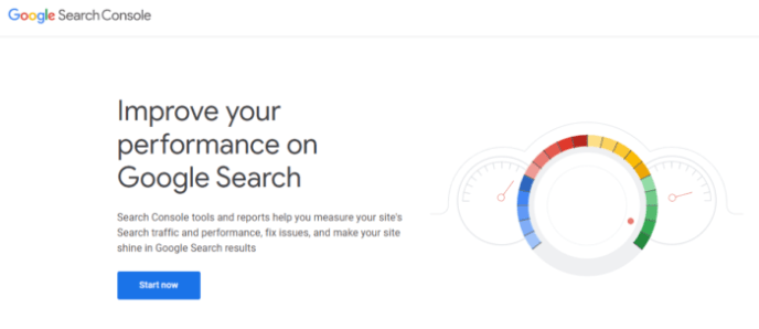 Google search console setup index website guide