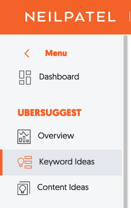 ubersuggest free SEO tool keyword research