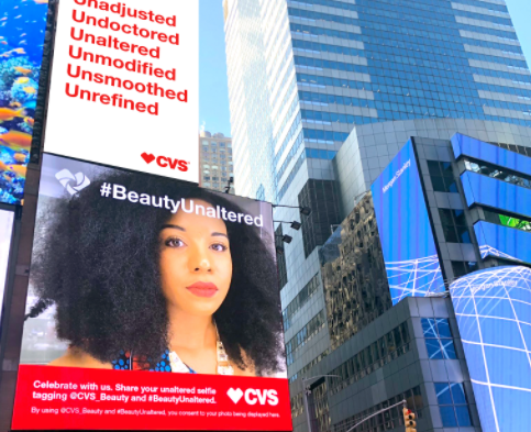 Tips for Successful Out of Home Advertising Campaign - Digital billboard CVS