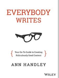best marketing books - everybody writes