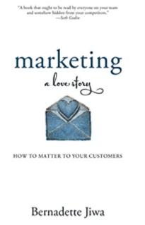 best marketing books - marketing a love story