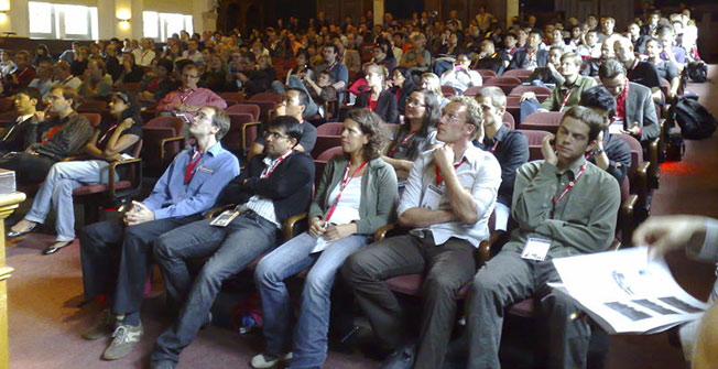 influencer marketing - picture of an audience