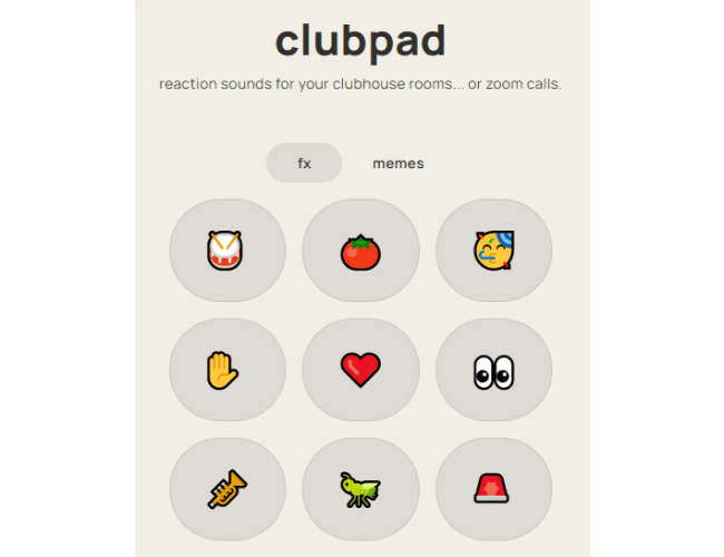 Marketing Clubhouse Tools - Clubpad