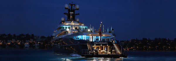 US Department Of Justice Seizes 915m Oceanco Equanimity Yacht