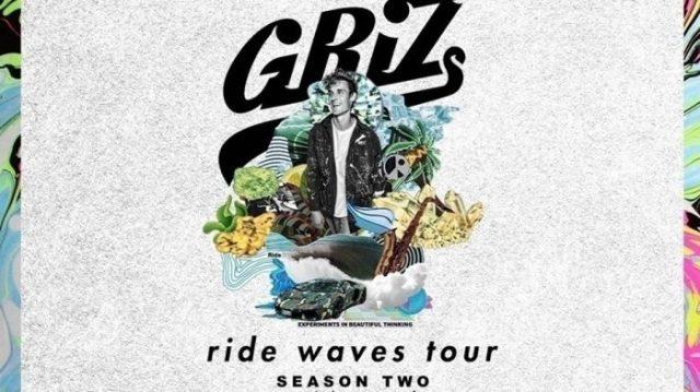 GRiZ Ride Waves Season Two Tour