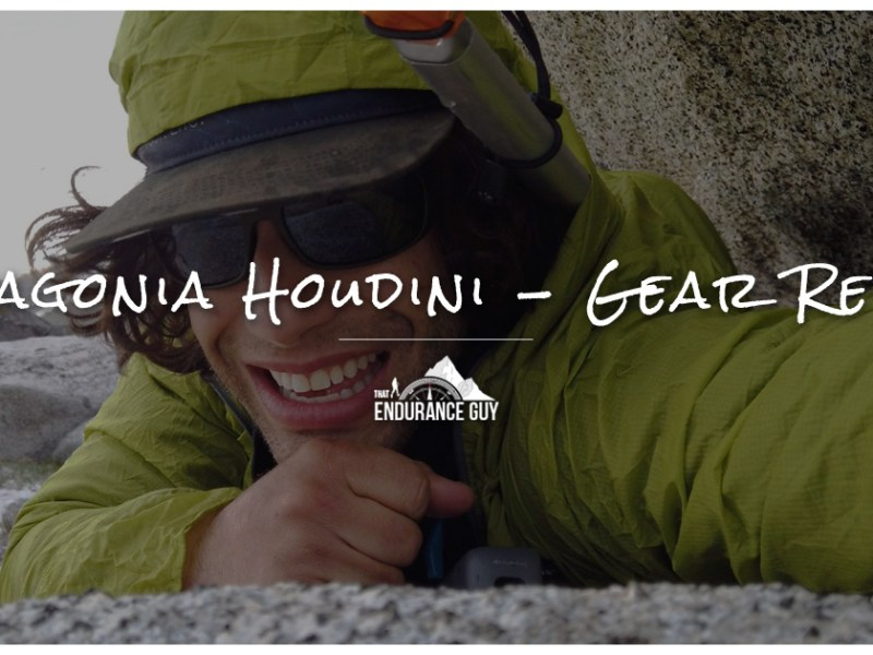 Patagonia Houdini – The Ultimate Jacket for Fast and Light Adventures