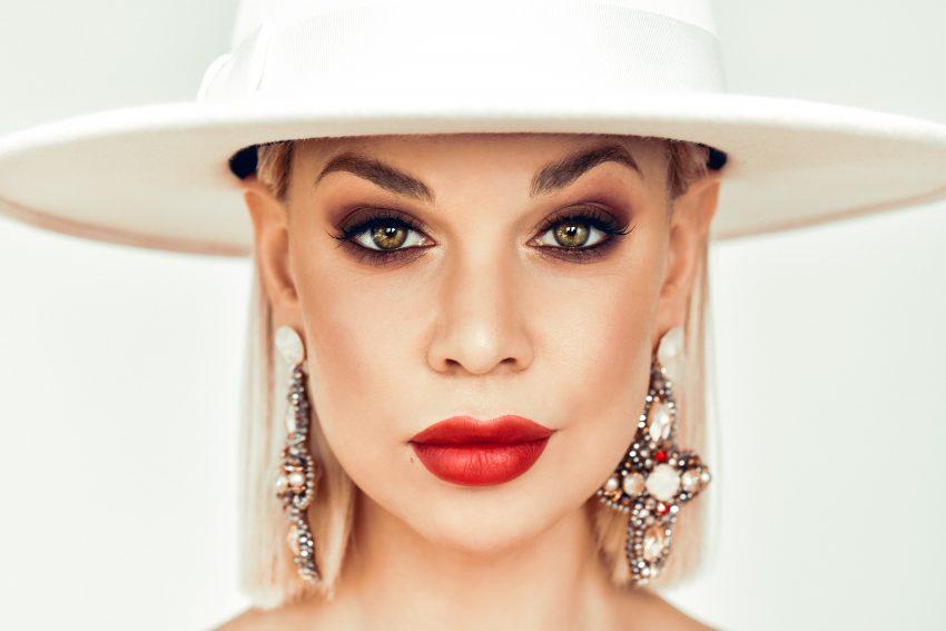 "Latvia's Samanta Tina releases ""The Moon is Rising"" for Eurovision 2021"