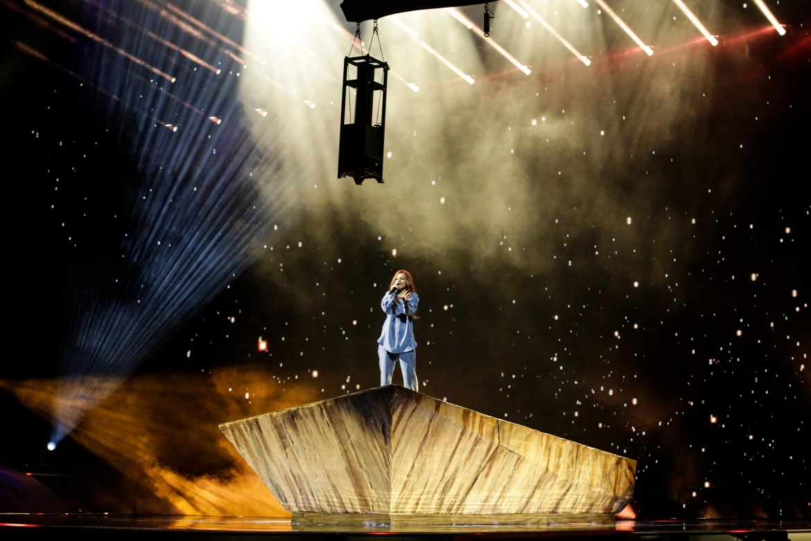 🇧🇬 TES Reviews: Victoria reminisces in her second rehearsal