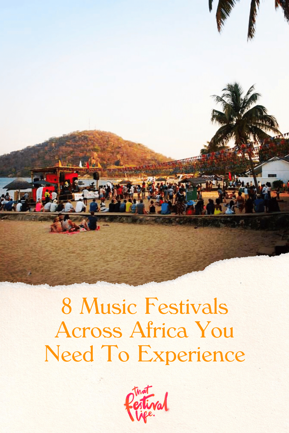 Best Music Festivals in Africa to experience