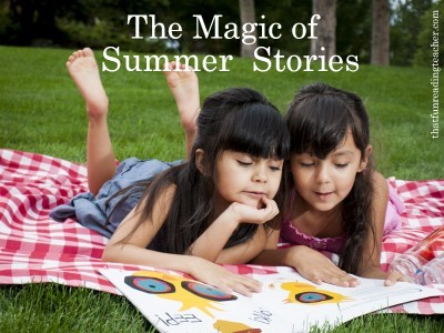 Summer is a magical time for stories