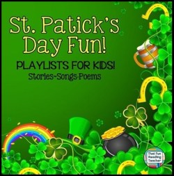 St Patrick's Day Fun