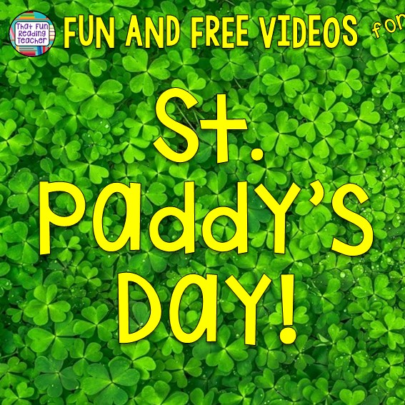 Videos for St Paddy's day!