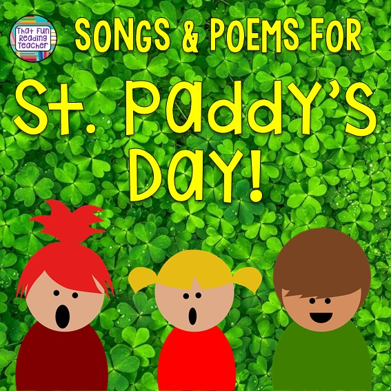 St. Patrick's Day Songs and Poems