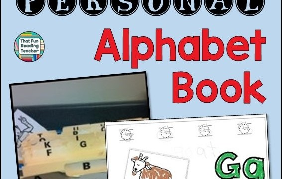 How to create a personal alphabet book