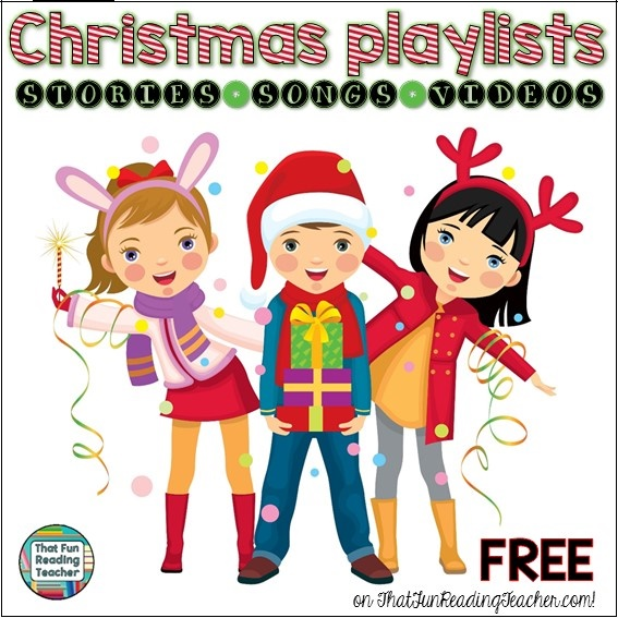 Fun and Free Christmas Playlists!