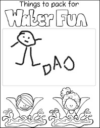 11 Things to pack for Water Fun