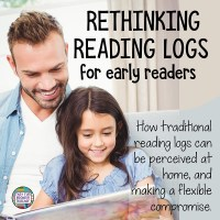 Rethinking Reading Logs for beginning readers