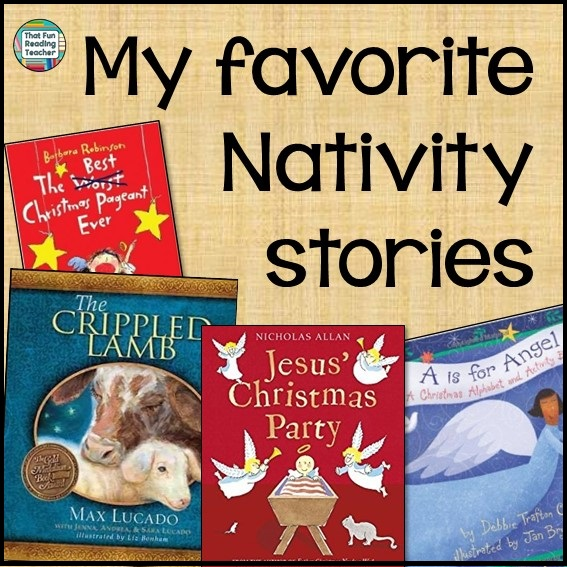 Nativity stories add to the magic of Christmas. Click through to read about why these are my favorite stories for celebrating the birth of Jesus!