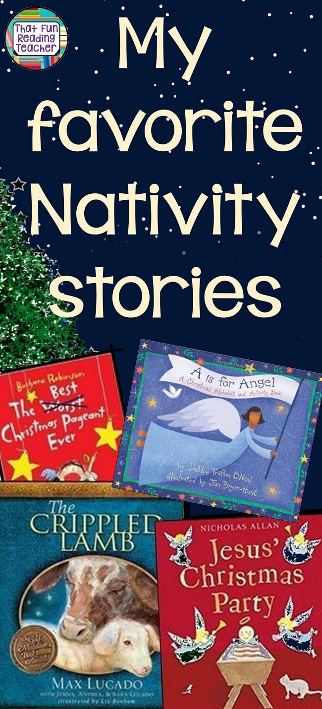 My favorite Nativity stories for young children! #nativity #stories #kids