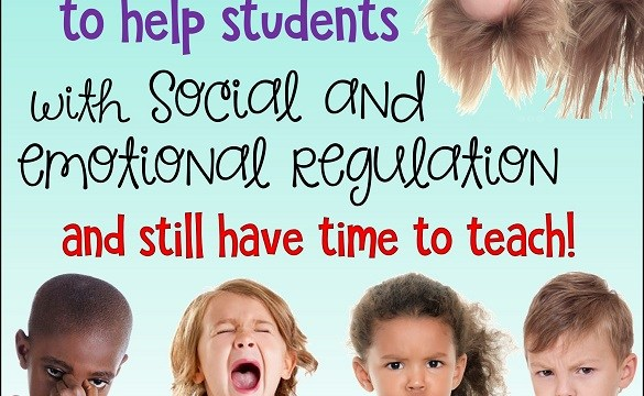 how to teach emotional regulation