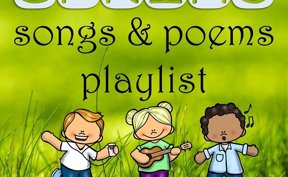 Springtime Songs and Poems for Children!
