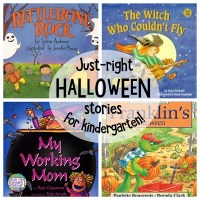Just-right Halloween Stories for Kindergarten