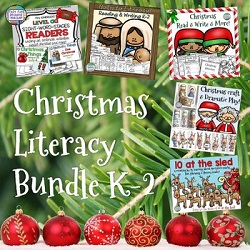 Christmas Literacy Bundle