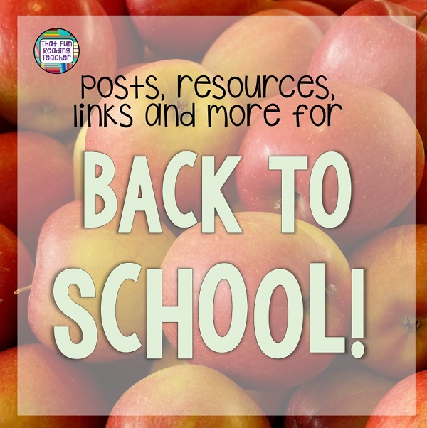 Click here for all things Back to School!
