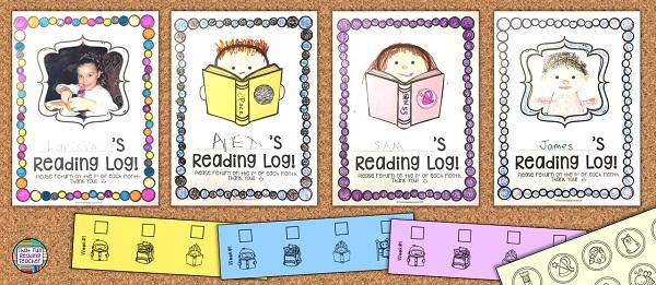 Rethinking Reading Logs For Beginning Readers