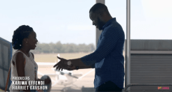 MTV Shuga Episode 1_Bongi and Femi talk in the airport2
