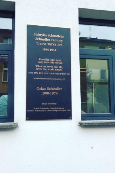 Oskar Schindler's Factory (Krakow, Poland)