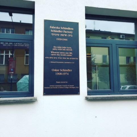 Why You Should Visit Oskar Schindler's Factory