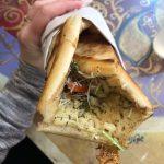 Vegetarian food in Israel!