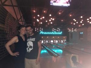 at Pinewood Social in Nashville!