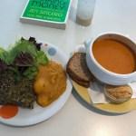 Eating vegetarian in Reykjavik