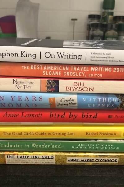 Traveling Writing